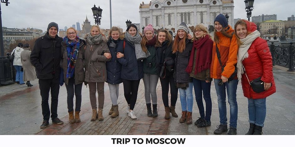 Moscow trip
